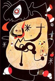 ミロ,Joan MIRO主な作品と作家画歴をご紹介しています。 / 絵画販売・絵画購入・絵画買取・絵画売買の仲介などいたしております。アートのことならアンシャンテへご相談ください。