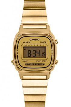 7a7015e8175 Casio Casio Gold Watch