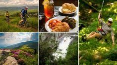 """The 16 Best Places to Live In America by Outside Magazine --- Boone, North Carolina: """"Our life is your vacation."""" -- I wanna live somewhere like that."""