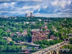 Georgetown and the National Cathedral