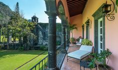 Comala Colima hotel luxury