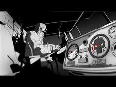 "CGI 3d Animated Spot HD: ""Cannonball Run"" for Honda - YouTube"