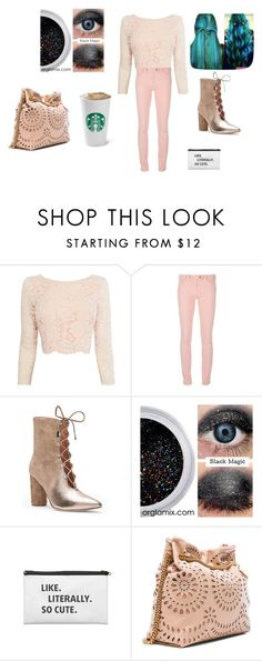 """""""pink mixup"""" by alexismaileen on Polyvore featuring beauty, Coast, Balenciaga, Sigerson Morrison and STELLA McCARTNEY"""