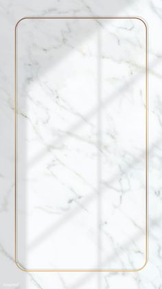Rectangle gold frame with window shadow on white marble background vector   premium image by rawpixel.com / sasi Gold Marble, White Marble, Window Shadow, Framed Wallpaper, Instagram Frame Template, Iphone Wallpaper App, Sale Poster, Background Pictures, Flower Backgrounds