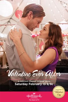 "Its a Wonderful Movie - Your Guide to Family Movies on TV: Hallmark Channel's Countdown to Valentine's Day Movie: ""Valentine Ever After"""