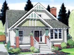 Some ideas for house exterior