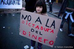 No a la dictadura del dinero - Tortuga