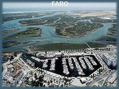 Faro, ria formosa
