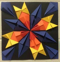 . Projects For Kids, Art Projects, Inspiration Drawing, Pattern Texture, Paper Art, Paper Crafts, 4th Grade Art, Barn Quilts, Art Club