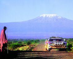 Lancia Rally 037 / Safari