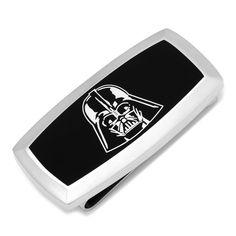Star Wars Darth Vader Money Clip, Black
