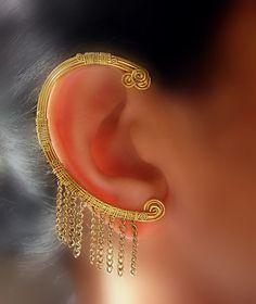 greek goddess ear-wrap by pikabee on DeviantArt