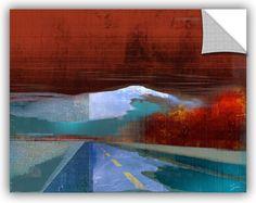 Landscape I by Greg Simanson Graphic Art
