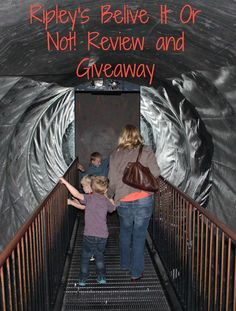 Ripley's Believe It Or Not! London Review. I had no idea what to expect but it turned out to be lots of fun