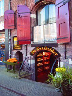 http://stainlesssteelproperties.org Amsterdam the cheese basement market. http://stainlesssteelproperties.org