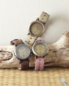 TOKYObay Charley Hand-Stitched Watch, #garnethill #summerstyle