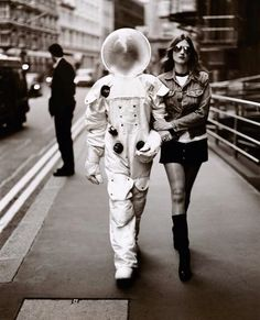 Spiritualized.   Jason Spaceman and Kate Radley.