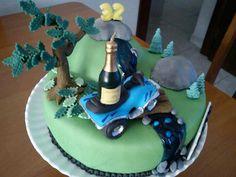 Quad cake