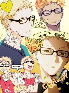 Imagem de haikyuu, anime, and manga