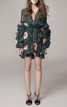 Johanna Ortiz Spring Summer 2016 Look 42 on Moda Operandi