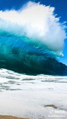Beautiful Photos Of Nature, Beautiful Nature Wallpaper, Beautiful Ocean, Amazing Nature, Waves Photography, Scenic Photography, Nature Photography, Wallpaper Earth, Ocean Wallpaper