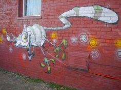 Richmond Murals | Silver Gypsy Travel Blog