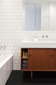 la SHED architecture Saint-Christophe bathroom