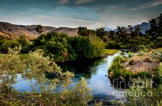 Lost River : See more images at http://robert-bales.artistwebsites.com/