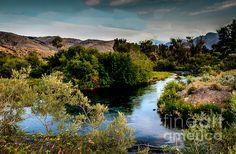 Lost River : See more images at http://robert-bales.artistwebsites.com/