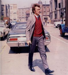 Clint Eastwood - Dirty Harry (1971)