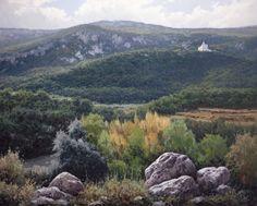 Pintar con espátula paisajes hermosos | Pintar al óleo Mountains, Water, Travel, Outdoor, Landscapes, Drawings Of Horses, Planters, Gripe Water, Outdoors