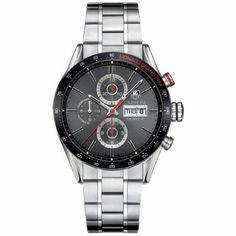 http://www.horloger-paris.com/fr/407-tag-heuer-carrera  Tag Heuer Carrera Grand Prix de Monaco - Calibre 16 : CV2A1M.BA0796