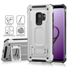 Shockproof Armor Phone Case For Samsung Galaxy Plus Edge Note 8 9 Luxury Soft Tpu Galaxy Note 9, Galaxy S7, Samsung Galaxy 8, Body Worn Camera, Note 8, S7 Edge, Iphone Cases, Luxury, Iphone Case