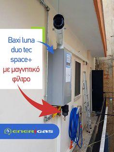 Ο συνδυασμός που θα σας βγάλει ασπροπρόσωπους! #Βaxi luna duo tec space+, κατάλληλο για εξωτερικούς χώρους, μαζί με μαγνητικό φίλτρο για την προστασία του λέβητα και της εγκατάστασης!  Θεσσαλονίκη - Περαία με ένα τηλεφώνημα στο 801 11 12321 www.energasgroup.com  #energas #φυσικό #αέριο #αξιοπιστία #homegas #itstime #callus #yoursneeds #ourpriority #bestchoice #service #bestservice