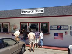 Bagaduce Lunch in Brooksville, ME - The 10 Best Lobster Shacks In Maine