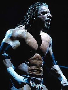 Triple H.Its all about the Game and how ya play it! Ecw Wrestling, Wrestling Superstars, Shawn Michaels, Triple H, Undertaker, Roman Reigns, Divas, Catch, Lucha Underground