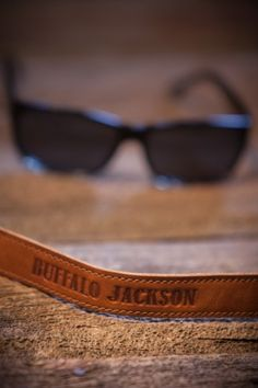 Leather Sunglass Strap