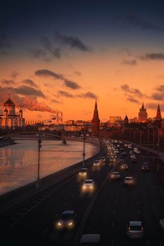 Good morning, Moscow!, by Kate L.A.
