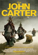 John Carter  Genere: Avventura | Ratings:Kids+13 | Anno:2012 | Durata:132 minuti  Regia di Andrew Stanton.  Con Taylor Kitsch, Lynn Collins, Willem Dafoe, Dominic West.  Produzione USA.