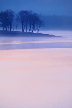 Lake Senjo-ji, Hyogo, Japan