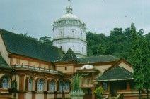 Iglesia de Goa. Junio 1988