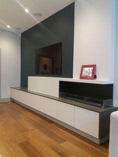 Alcove Cabinets, Alcoves, Shelving, Flat Screen, Living Room, Shelves, Blood Plasma, Shelving Units, Flatscreen