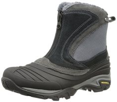 Merrell Women's Snowbound Mid Zip Waterproof Winter Boot -- Check out the image by visiting the link.