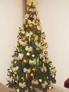 47 ideias criativas de árvores de Natal - Casa