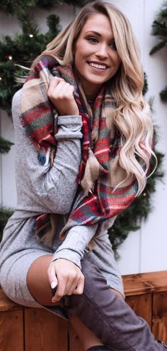 44 Extremely Adorable Winter Outfit Ideas