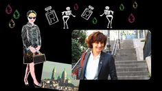 VIDEO /// Ines'Little Diary / Discover the wonder of Ines' / quartier Abbesses