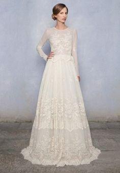Vestito vintage di Luisa Beccaria