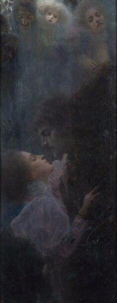 Allegory of Love by Gustav Klimt. Klimt is without a doubt my favorite artist. Gustav Klimt, Art Klimt, Chef D Oeuvre, Oeuvre D'art, Kunst Online, Illustration Art, Illustrations, Raoul Dufy, Classical Art