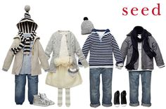 Seed Clothing for Boys...not too fluffy - i like it.