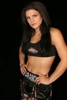 Former Female MMA fighter - Gina Carano